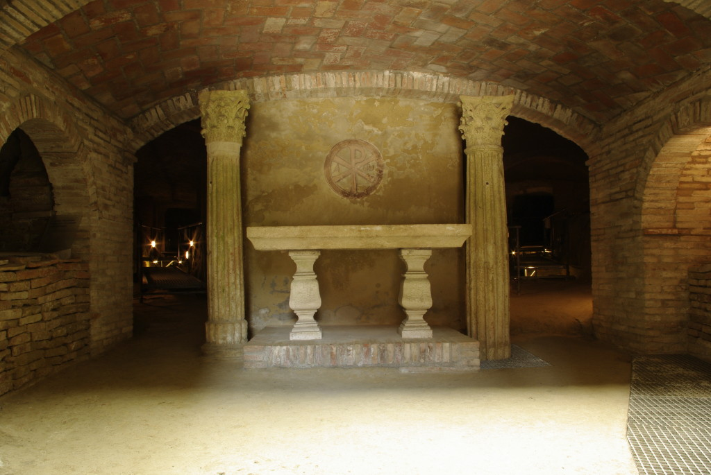 catacomba s. caterina 2